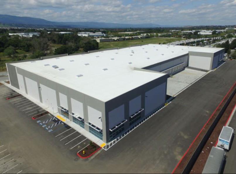 Silicon Valley Industrial Center, San Jose, Calif.