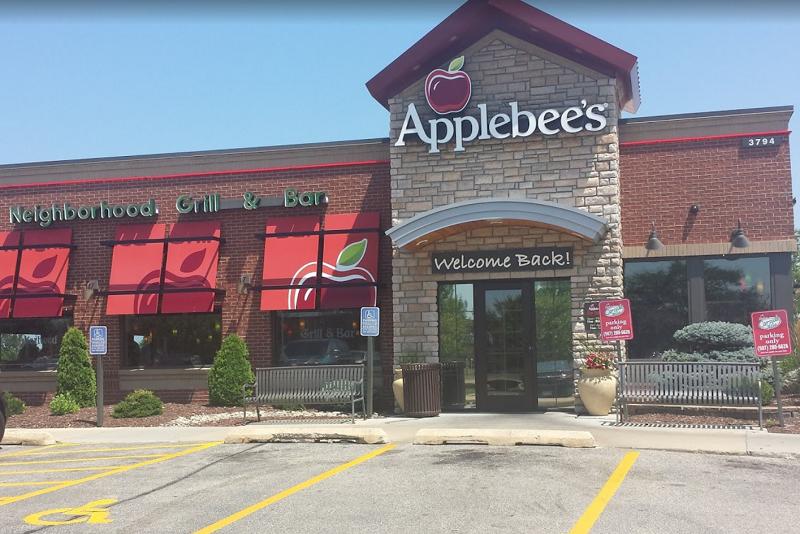 Applebee's on 3794 NW Marketplace Drive, Minnesota