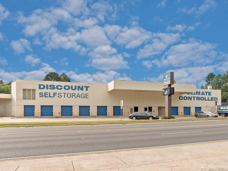 Discount Self Storage, Shreveport, La.