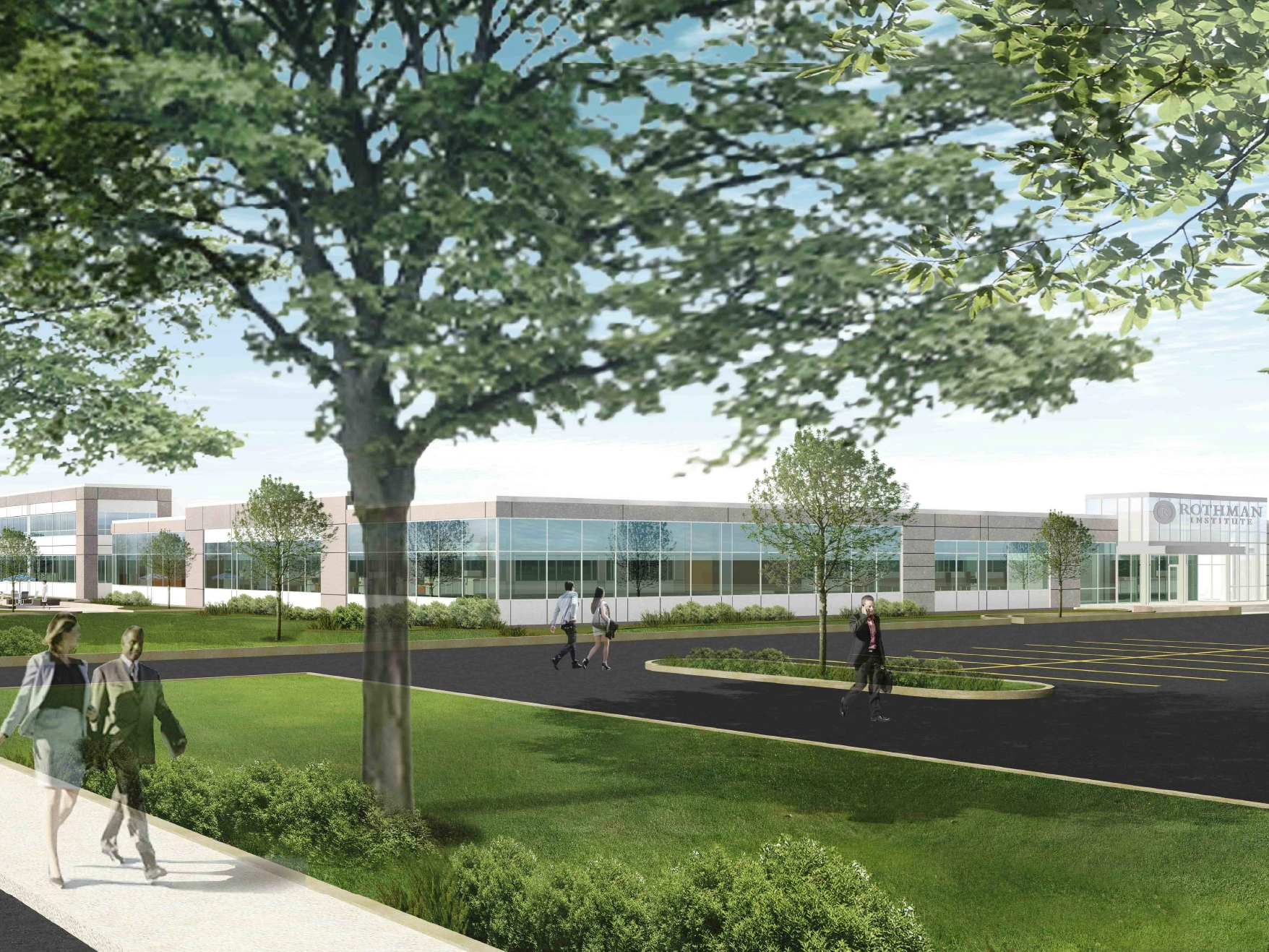 Rendering of 510 E. Township Line Road, Blue Bell, Pa.