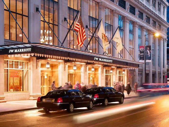 JW Marriott Chicago Loop