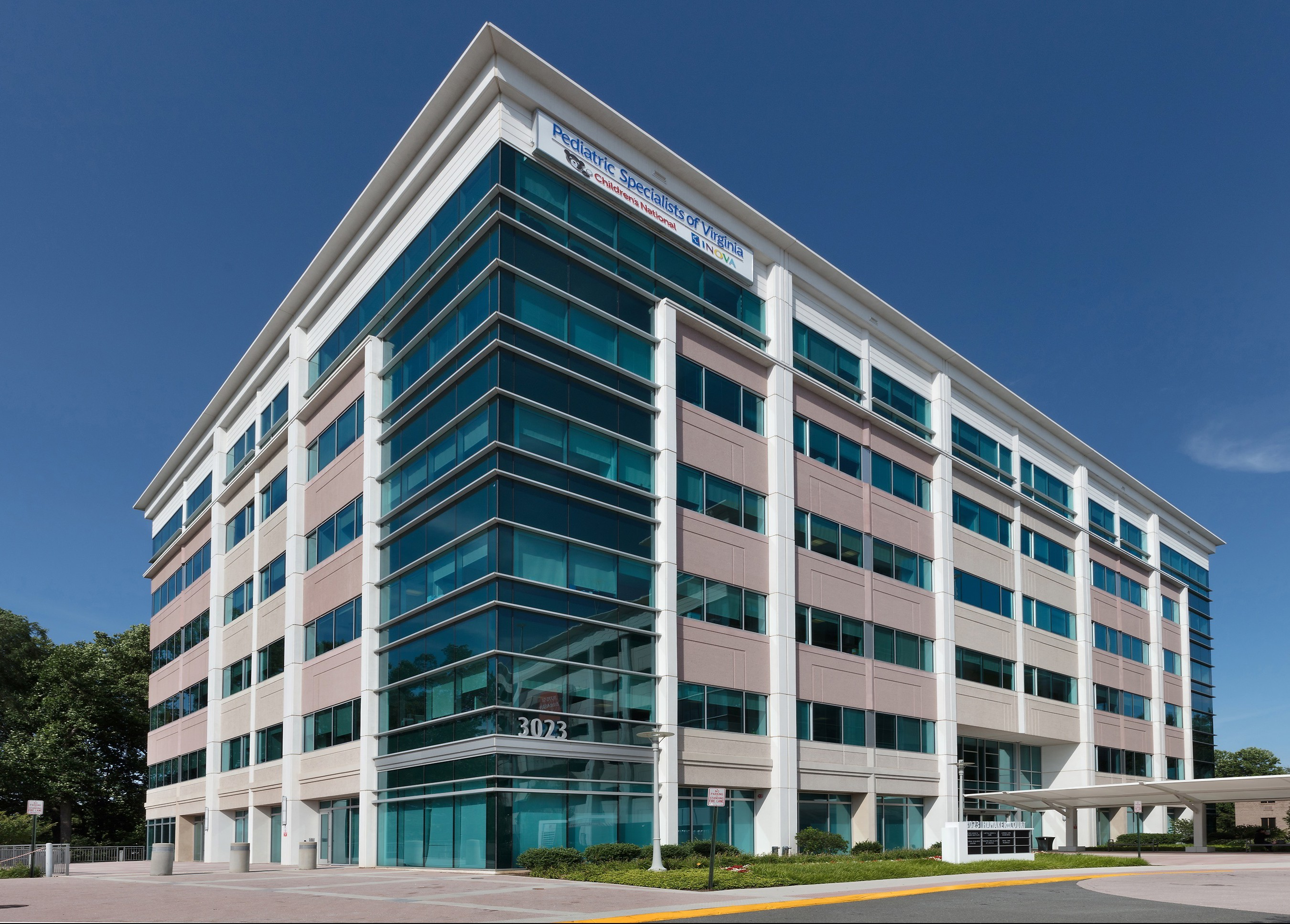 Merrifield-Fairfax Medical Campus, Fairfax, Va.