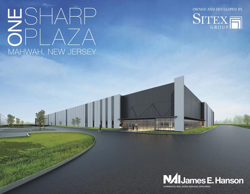 One Sharp Plaza in Mahwah, N.J.