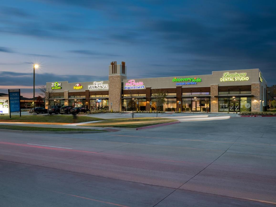 Victory Shops at Eldorado in Frisco, Texas