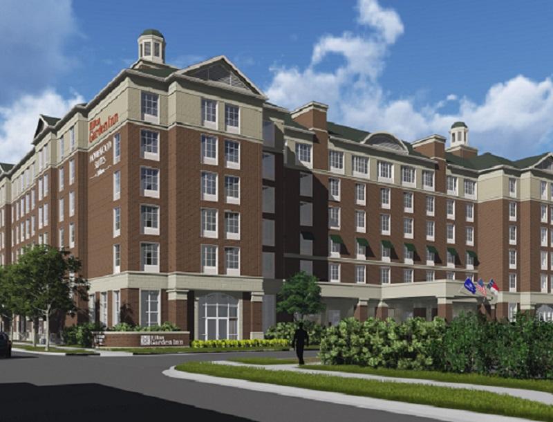 Hilton Garden Inn Charlotte/SouthPark and Homewood Suites by Hilton Charlotte/SouthPark,