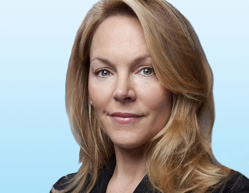 Cynthia Foster, president of National Office Brokerage, Colliers International