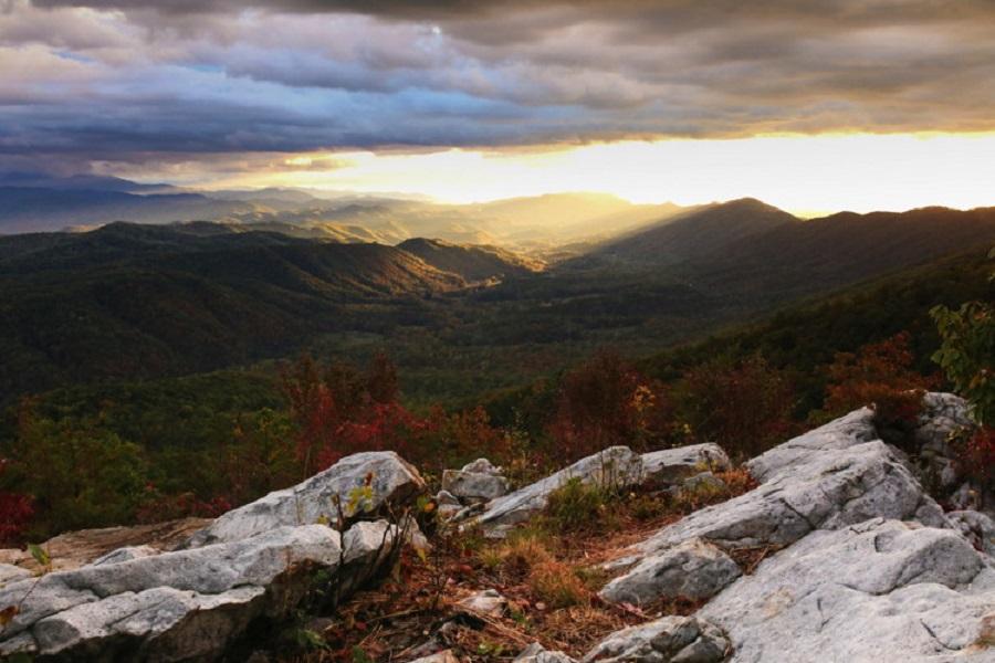 Blackberry Mountain, Walland, Tenn.