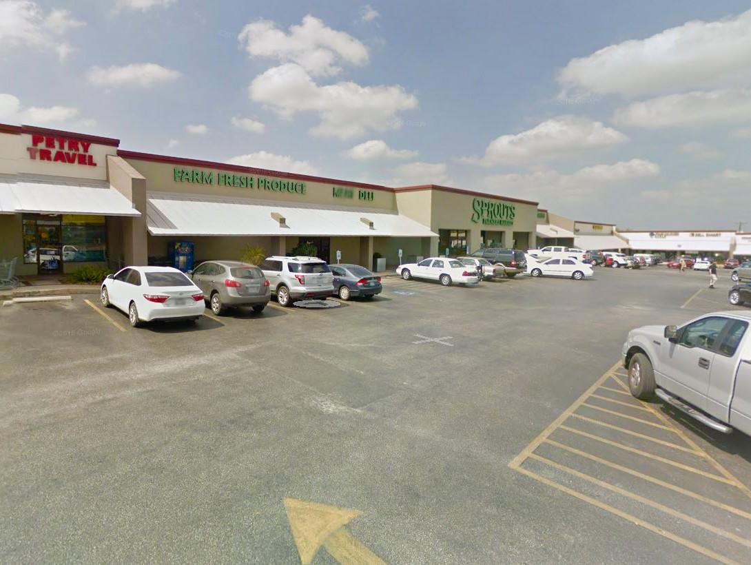 Grandview Shopping Center in San Antonio