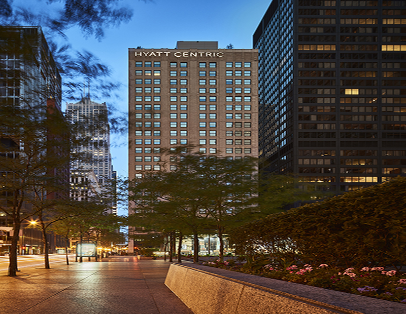 Hyatt Centric The Loop Chicago Hotel