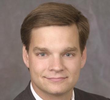 Matt Stewart, director of asset management