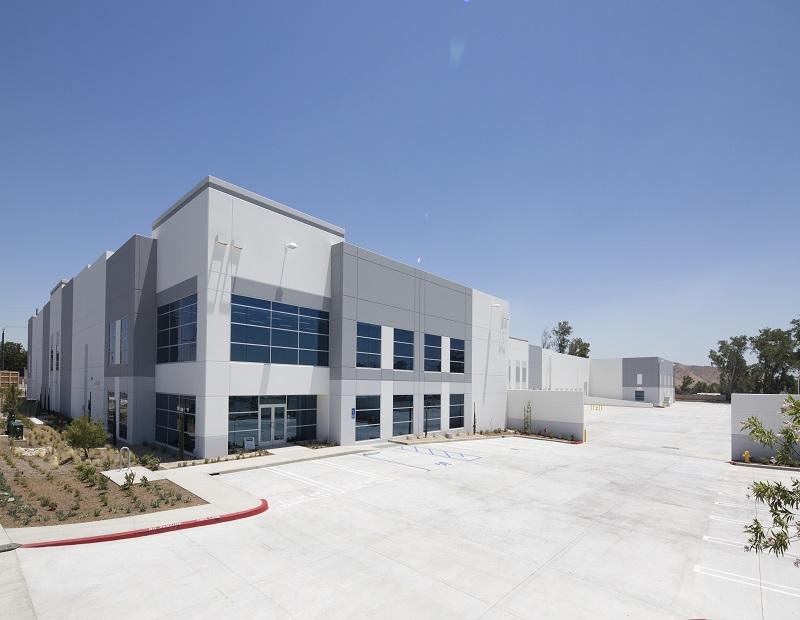 West Fontana Logistics Center, Fontana, Calif.