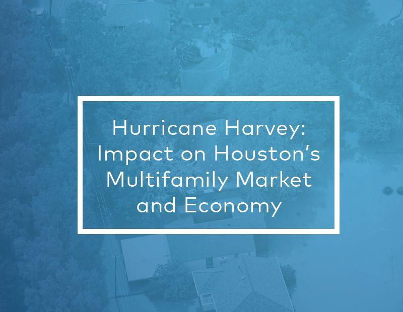 Hurricane Harvey: Impact on Houston Multifamily
