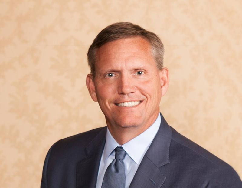 John Thomas, president & CEO of Physicians Realty Trust