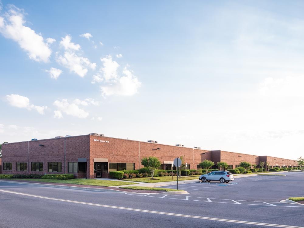 8430 Spires Way, Riverside Technology Park, Frederick, Md.