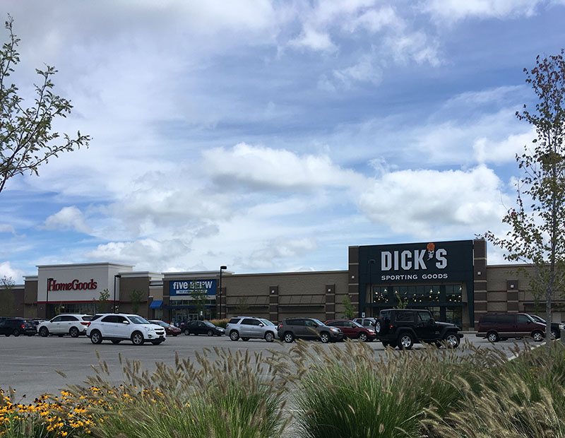 Porter's Vale Shopping Center