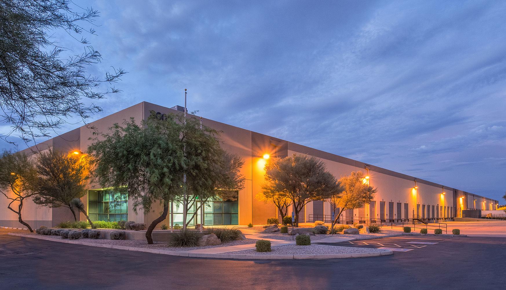 Reywest Industrial Park