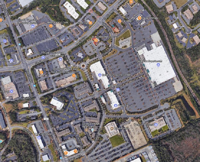 Galleria Village Shopping Center