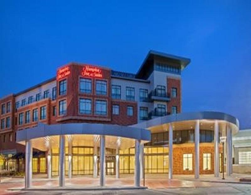 Hampton Inn, Mount Prospect, Ill.