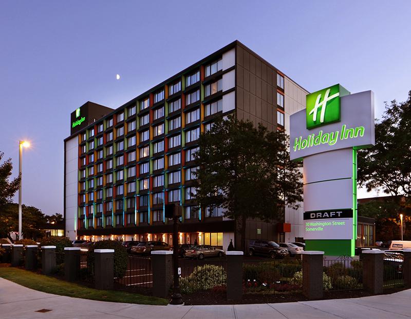 Holiday Inn Boston Bunker Hill Area, Somerville, Mass.