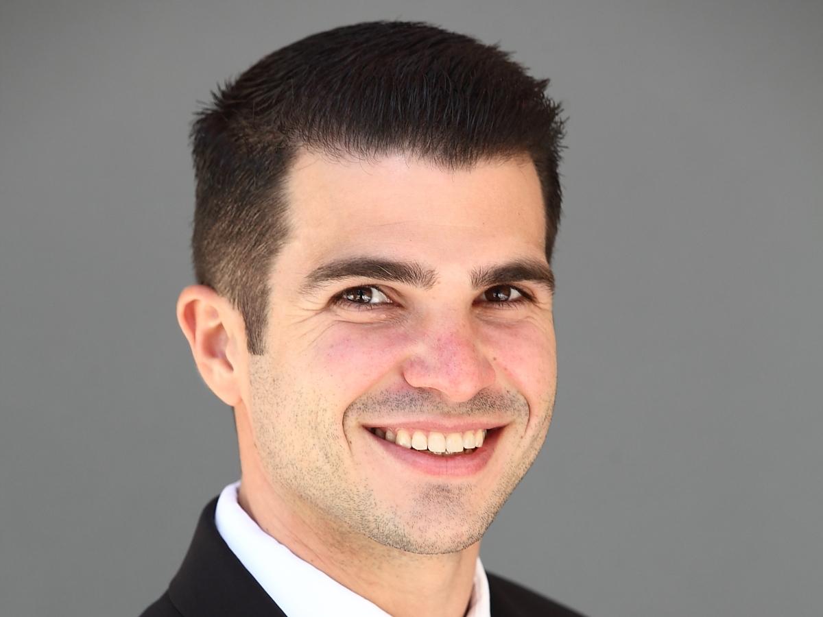 Joaquin Medina, SVP