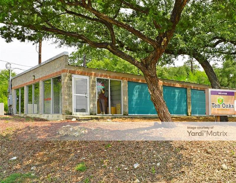 Ten Oaks Storage Helotes, 16304 Bandera Road, San Antonio, Texas
