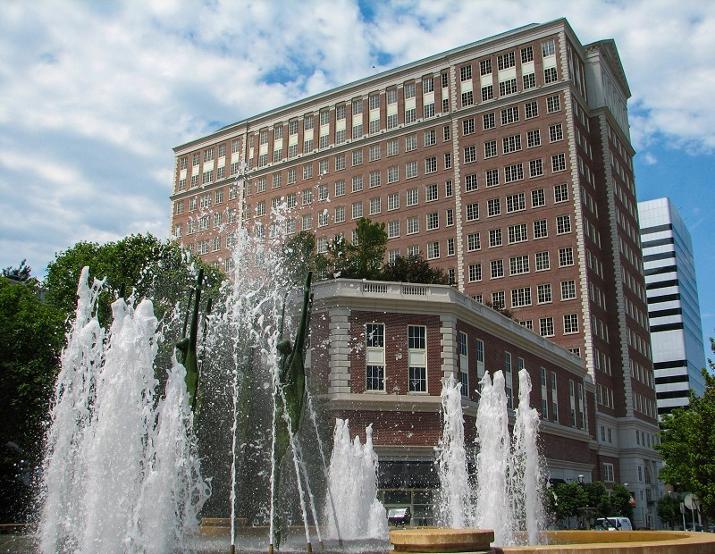 The Plaza at Clayton, St. Louis