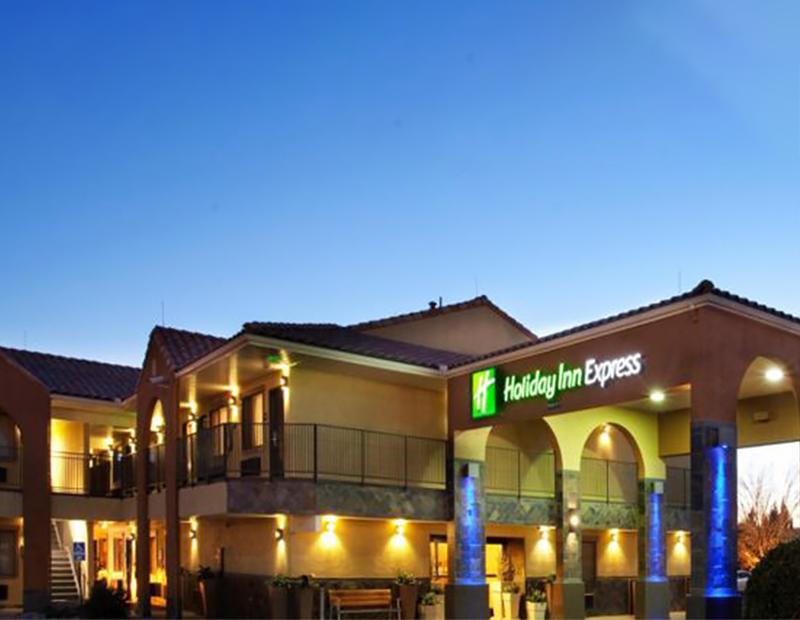 Holiday Inn Express Albuquerque