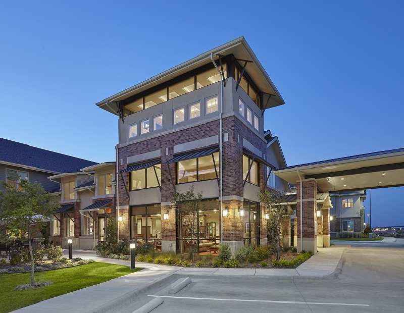 One of Mainstreet's projects in Waco, Texas