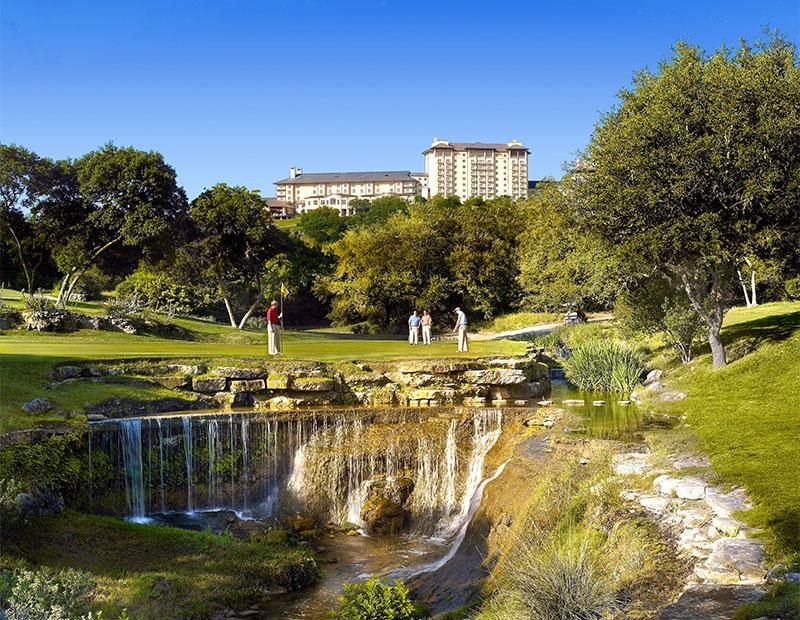 Omni Barton Creek Resort & Spa, Austin, Texas