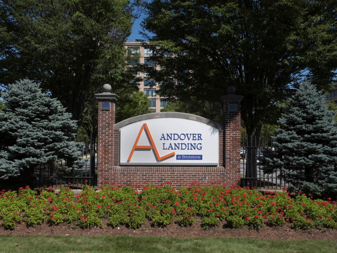 Andover Landing at Brickstone, Andover, Mass.