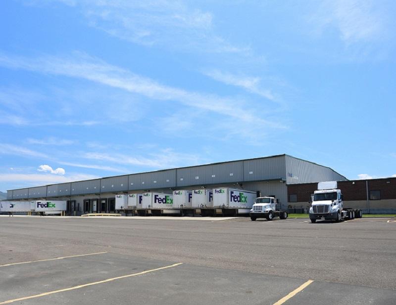 FedEx Ground Facility Medford, Ore.