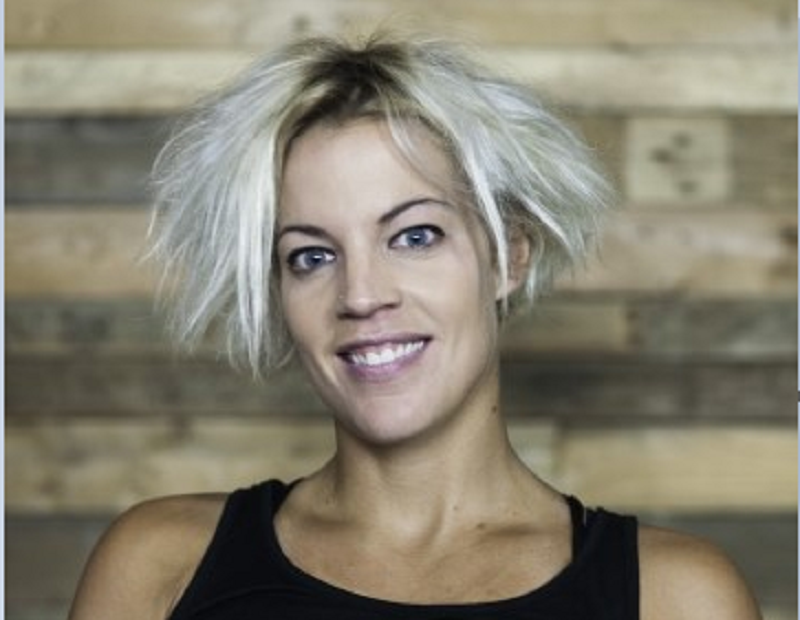 Anne Mahlum, founder, [solidcore]
