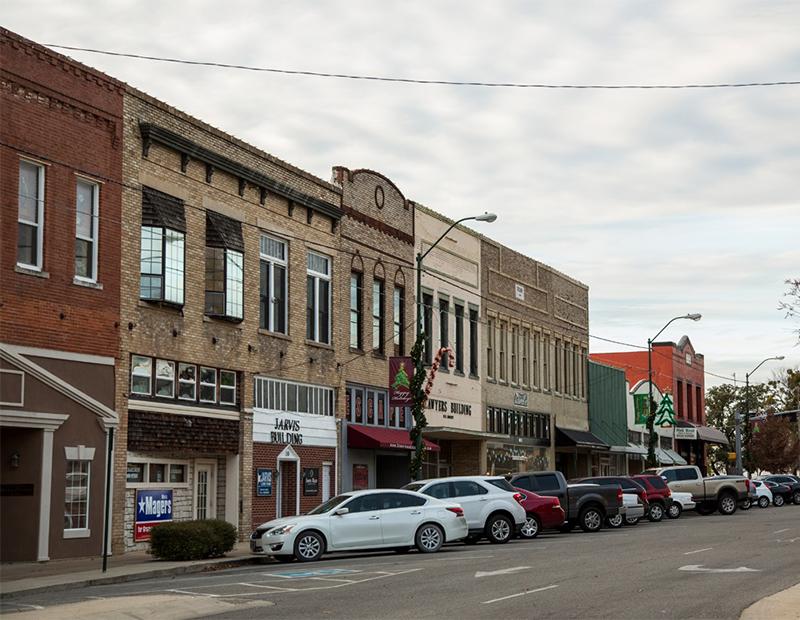 Downtown Sherman, Texas