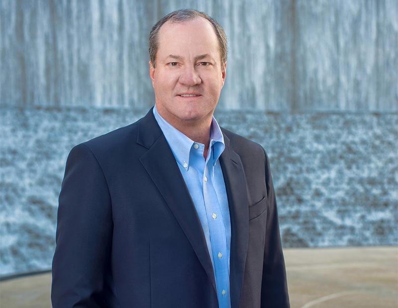 Jeffrey Hines, President & CEO, Hines