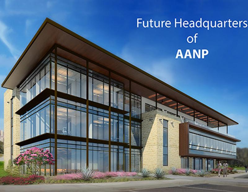AANP Headquarters - Rendering