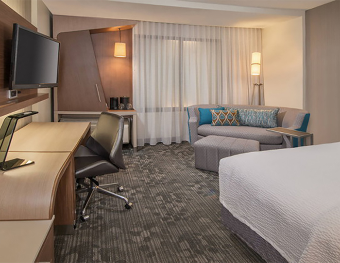 Courtyard by Marriott Long Island Islip Courthouse Complex