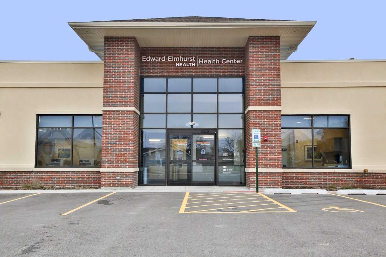 The Edward-Elmhurst Health Center