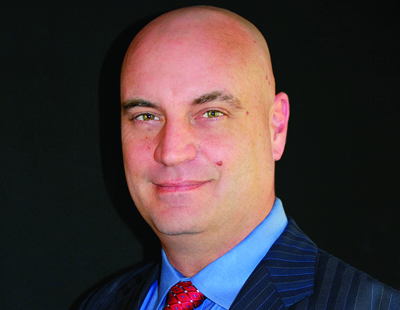 Anthony Graziano, MAI, CRE, chairman of Integra Realty Resources