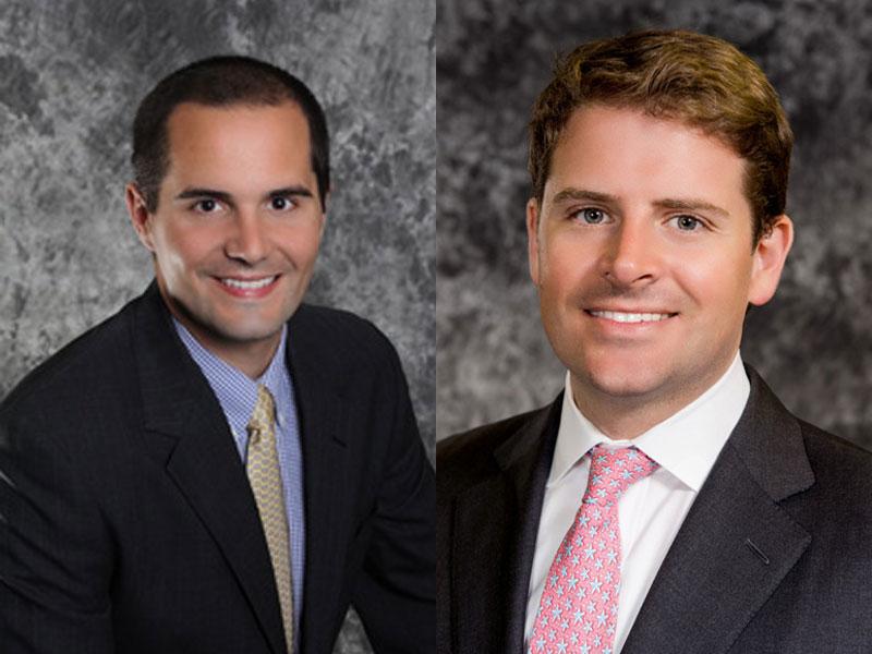 Robert Holuba, Vice President, and Chad Burkhardt, Senior Vice President, CenterSquare Investment Management