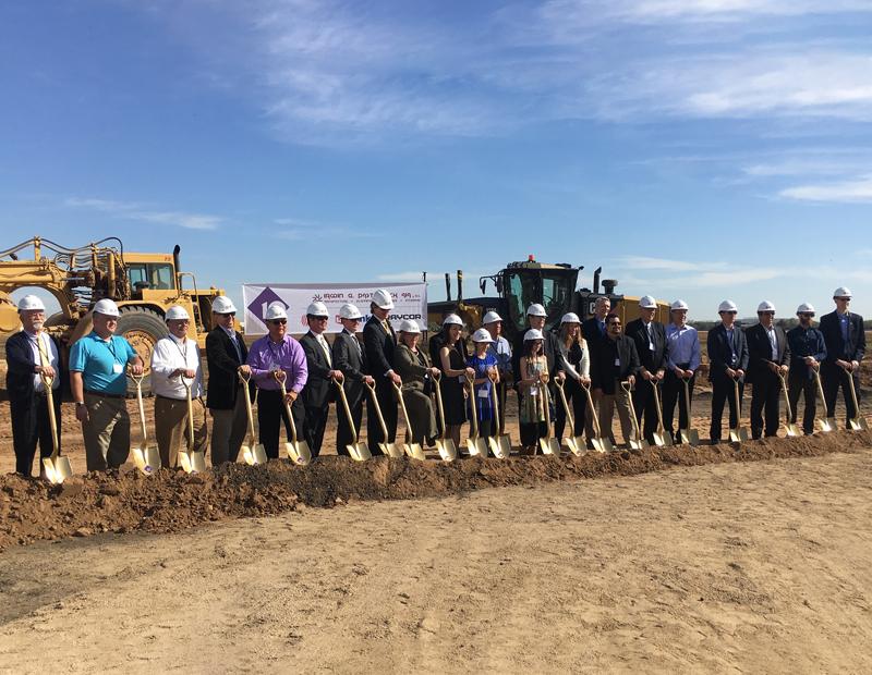 TEN Distribution Center 1 Breaks Ground in Phoenix
