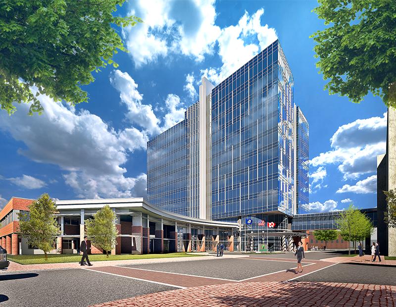 Dollar Tree Inc. World Headquarters Campus in Chesapeake, Va