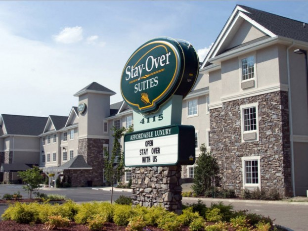 Stay Over Suites in Hopewell, Va.