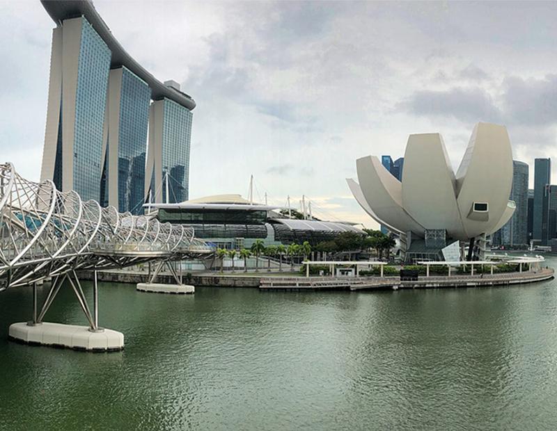 Singapore, a smart city