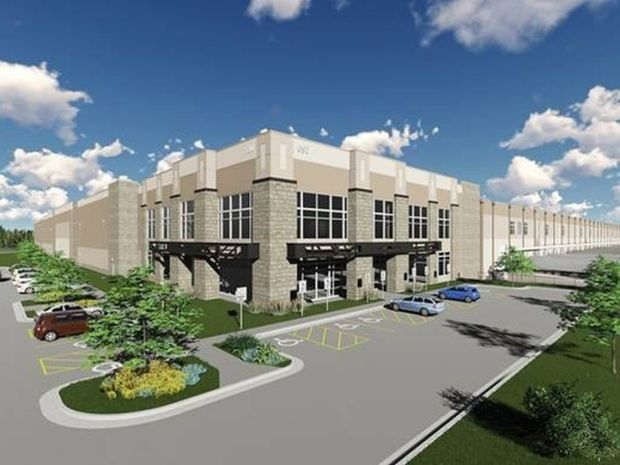 Southwest 85 Logistics Center in Newnan, Ga.