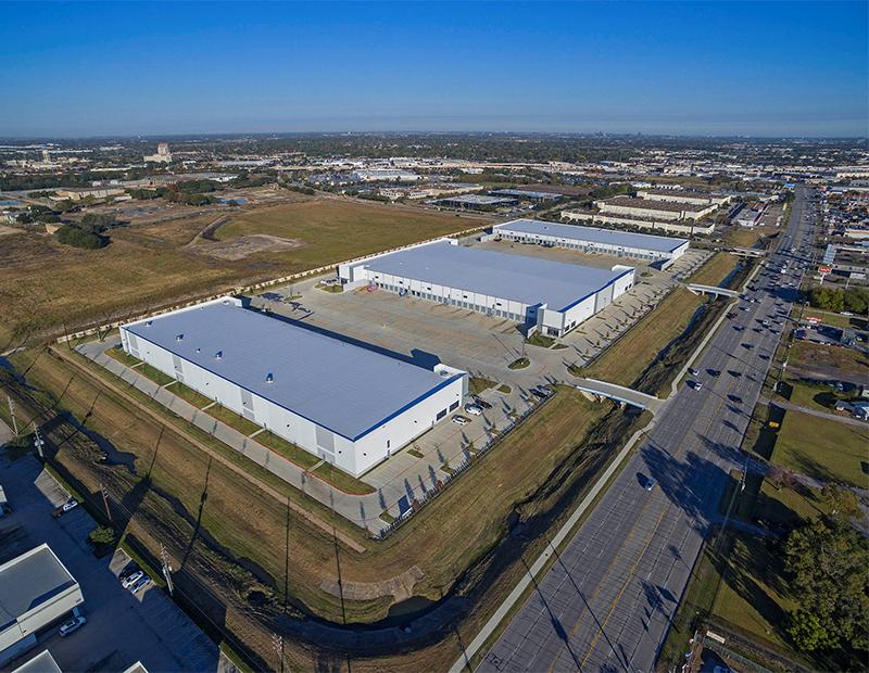 Stafford Grove Industrial Park in Stafford, Texas