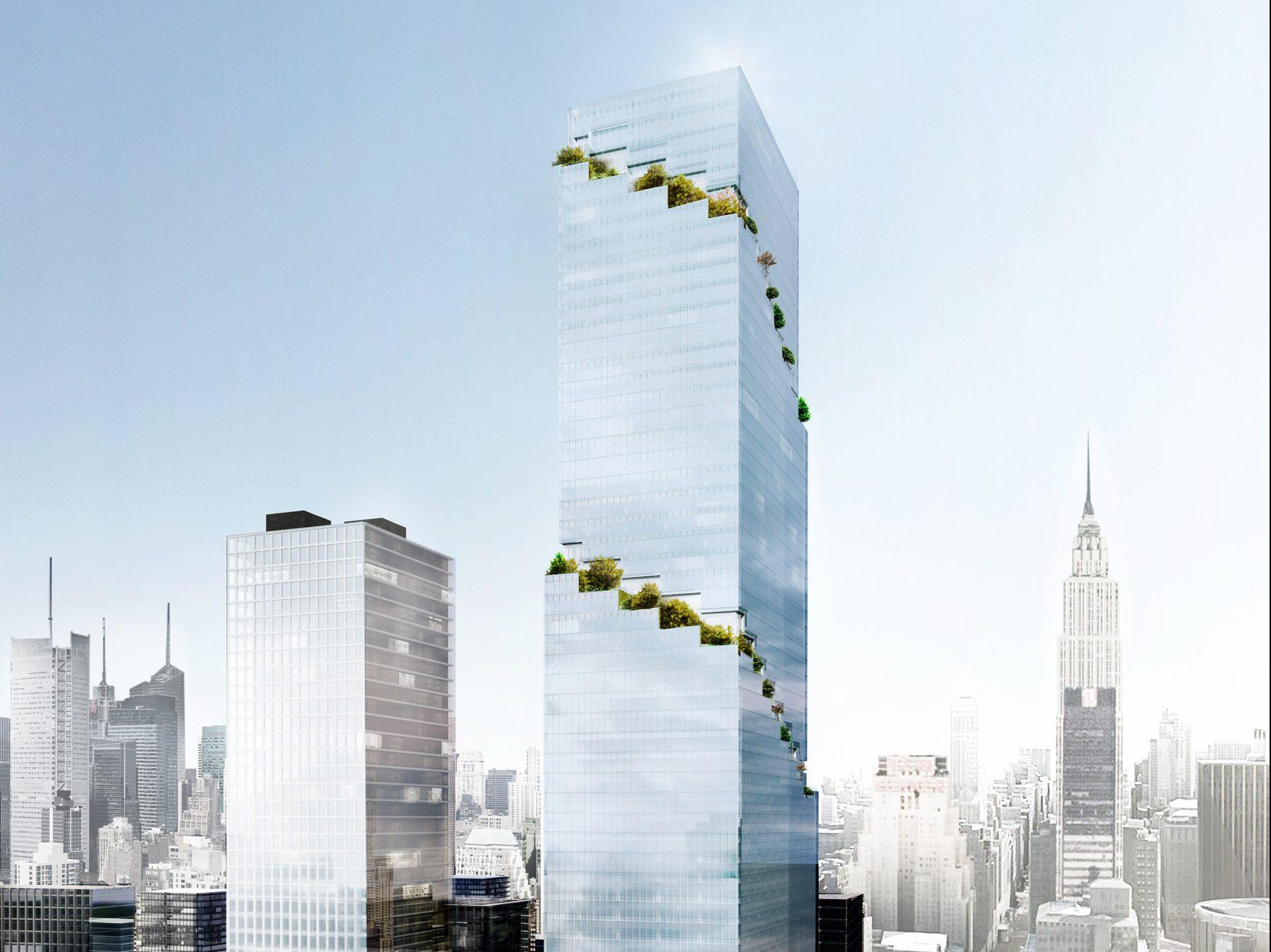 The Spiral, New York City