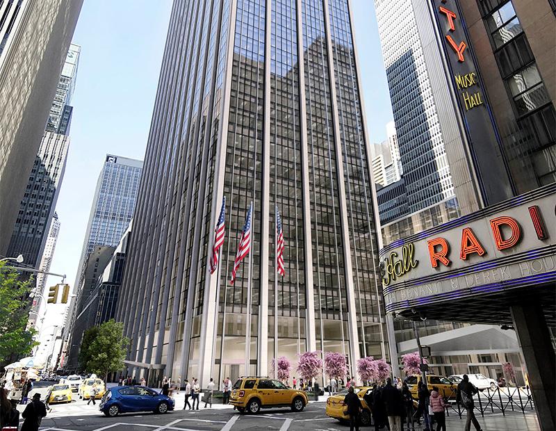 1271 Avenue of the Americas in Manhattan