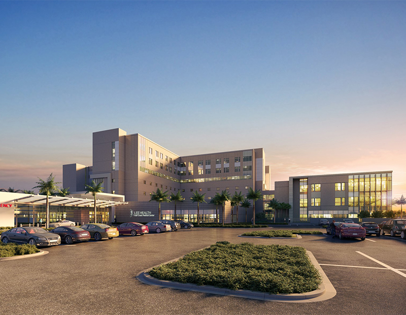 Gulf Coast Medical Center in Fort Myers, Fla.