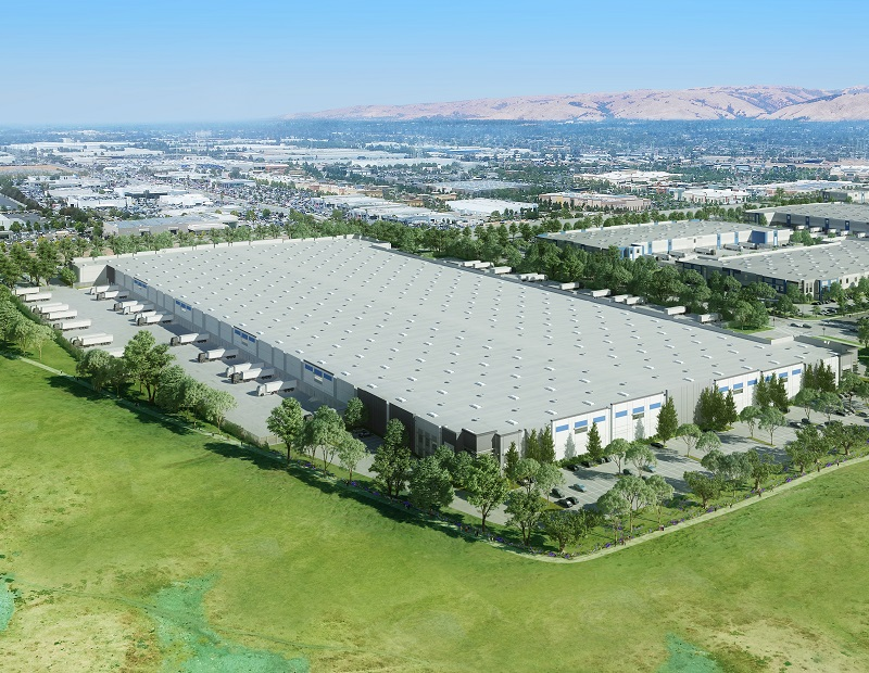 Pacific Commons Industrial Center
