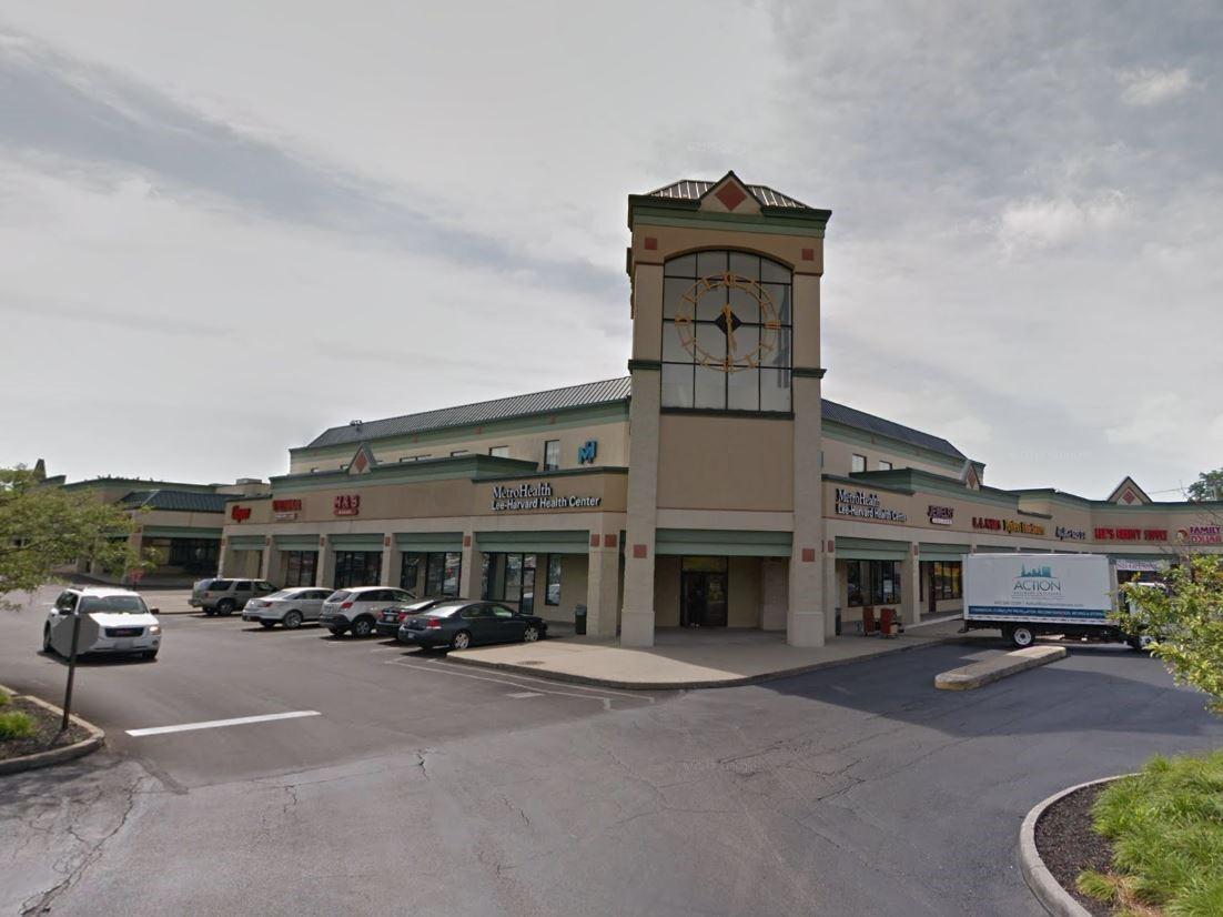 Lee Harvard Shopping Center